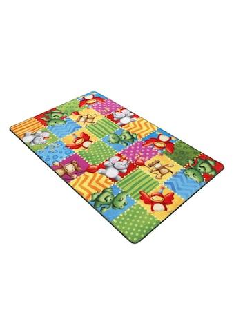 Fussmatte, »Lovely Kids LK - 5«, Böing Carpet, rechteckig, Höhe 2 mm, gedruckt kaufen