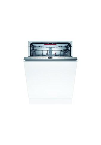 BOSCH vollintegrierbarer Geschirrspüler »SBD6ECX57E Vollintegriert A++«, SBD6ECX57E... kaufen