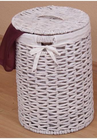 Wäschekorb, Höhe 46 cm kaufen