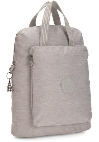 KIPLING Laptoprucksack »Kazuki, Grey Beige« kaufen
