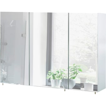 Berühmt Spiegelschrank ohne Beleuchtung bei Ackermann JX59