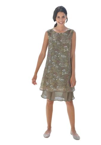 création L Kleid in leicht crinkeliger Qualität kaufen