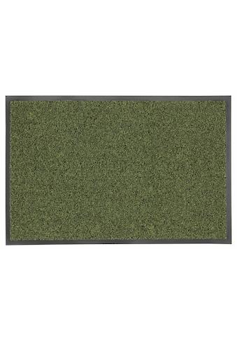 Fussmatte, »Green&Clean«, HANSE Home, rechteckig, Höhe 8 mm, maschinell getuftet kaufen