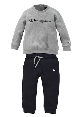 Champion Jogginganzug »CREWNECK SUIT« (Set, 2 tlg.) kaufen