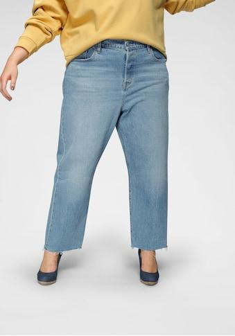 Levi's® Plus Mom - Jeans »501« kaufen
