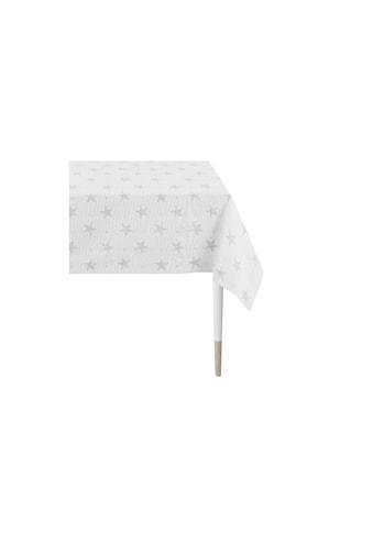 Tischdecke, APELT, »Christmas Elegance 150 cm x 250 cm, Weiss« kaufen