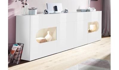 Tecnos Sideboard »Real«, Breite 220 cm kaufen