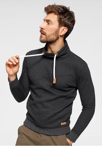 John Devin Sweatshirt, mit modernem Schlauchkragen kaufen