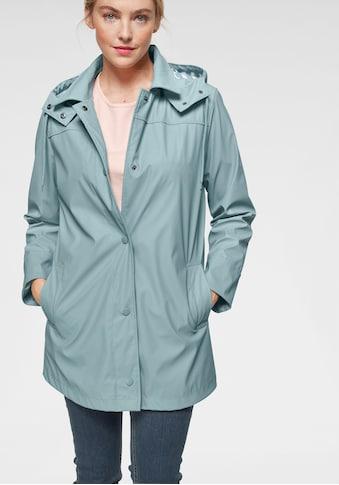 Boysen's Funktionsjacke, im Marine-Look mit gestreiftem Futter kaufen