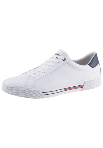 TOMMY JEANS Sneaker »ESSENTIAL LEATHER SNEAKER« kaufen