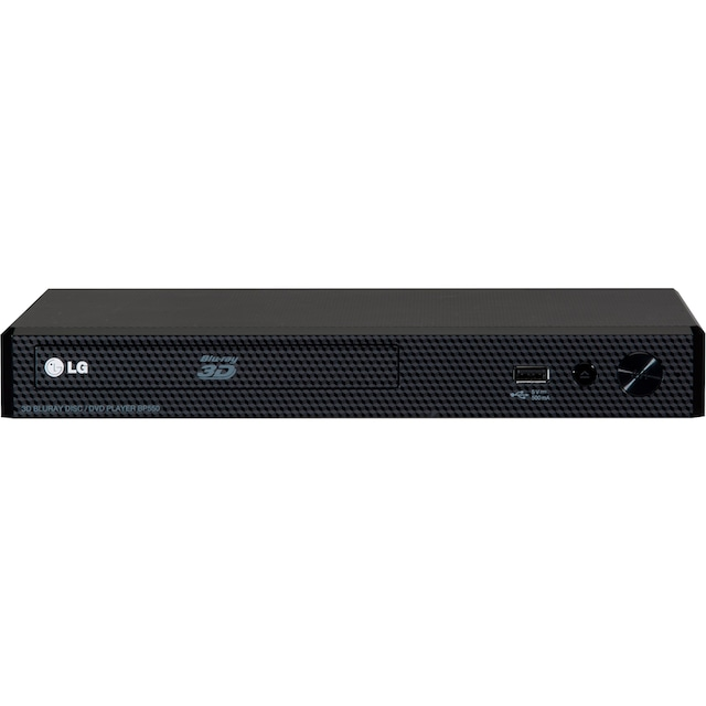 LG »BP450« Blu-ray-Player (LAN (Ethernet), 3D-fähig, Full HD)