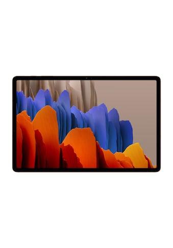 Galaxy Tab, Samsung, »S7+ SM - T970 128GB EU Bronze« kaufen