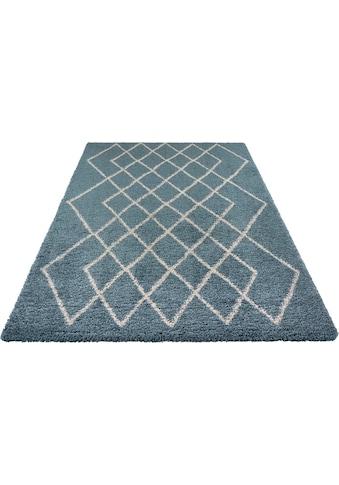 MINT RUGS Teppich »Touch«, rechteckig, 35 mm Höhe, besonders weich durch Microfaser,... kaufen