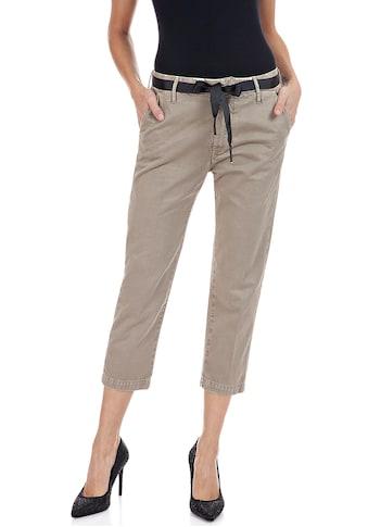 Replay 7/8-Jeans, Garment Dyed Cotton Garbadine kaufen