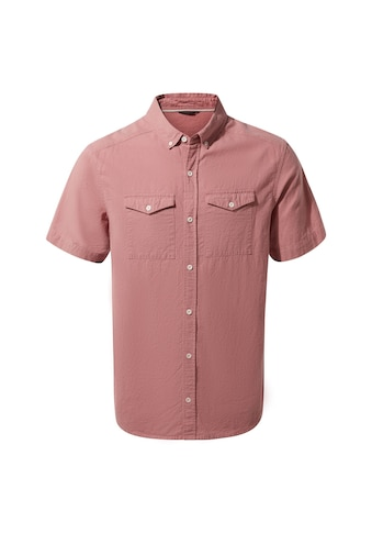 Craghoppers Leinenhemd »Herren Kiwi kurzärmlig« kaufen