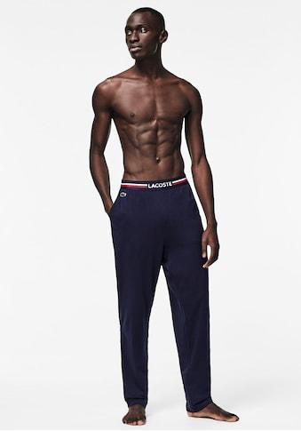 Lacoste Schlafhose »Loungewear« kaufen