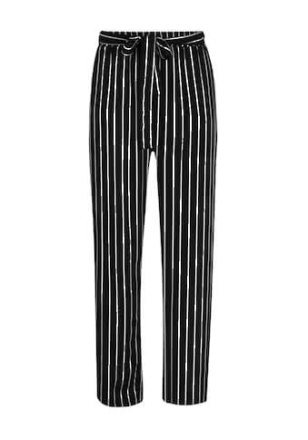 MILLION - X 5 - Pocket - Hose »Marlene Streifenl« kaufen