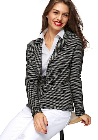 Aniston SELECTED Sweatblazer acheter