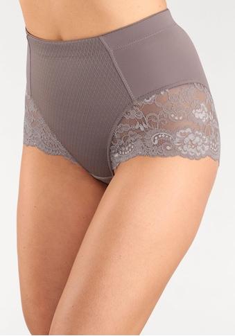 LASCANA Formslip, mit hochwertiger Spitze am Bein kaufen