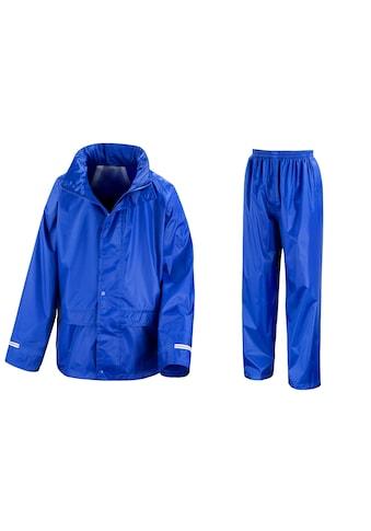 Result Regenjacke »Core Regenanzug für Kinder« kaufen