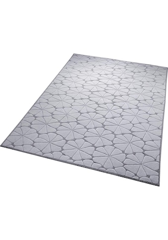 Esprit Teppich »Urbania«, rechteckig, 12 mm Höhe, reine Schurwolle, Wohnzimmer kaufen