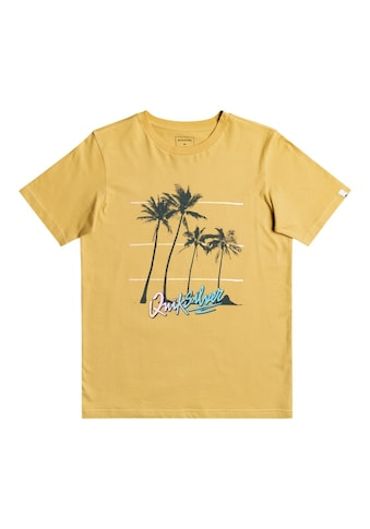 Quiksilver T-Shirt »Over The Mountain« kaufen