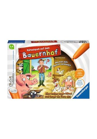 Spiel, Tiptoi, »Rätselspass auf dem Bauernhof« kaufen