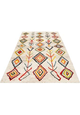 Teppich, »Medina«, Wecon home, rechteckig, Höhe 13 mm, maschinell gewebt kaufen