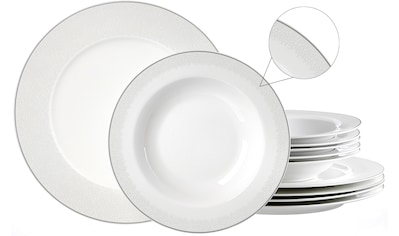 Ritzenhoff & Breker Tafelservice »Venezia«, (Set, 12 tlg.), puristisches Design kaufen