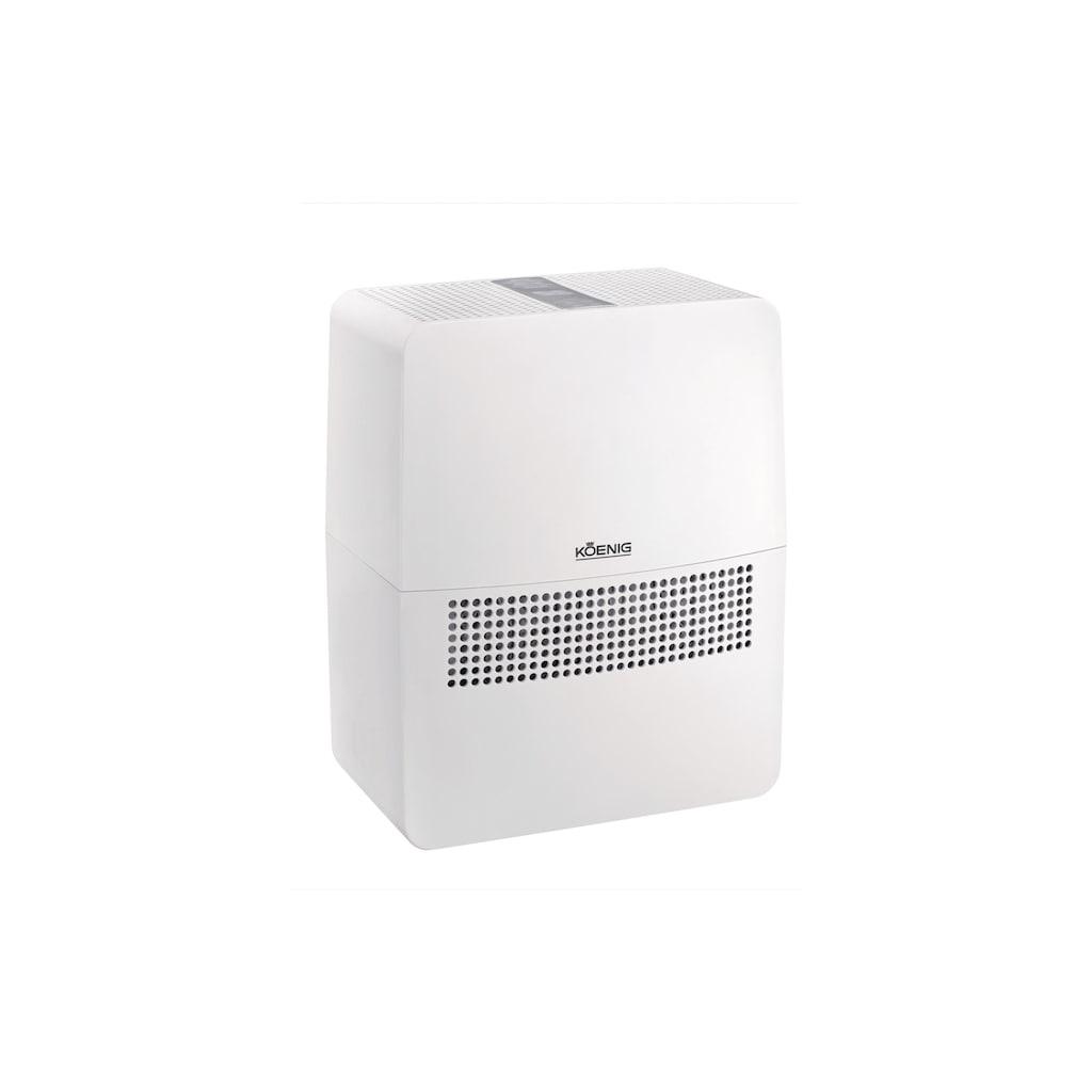 KOENIG Luftbefeuchter »Verdunster-Luftbefeuchter AIR350«