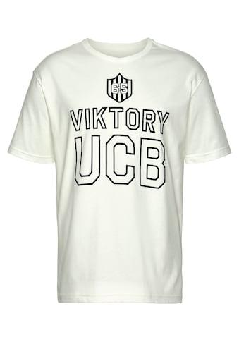 United Colors of Benetton T-Shirt, mit grossem Frontprint kaufen