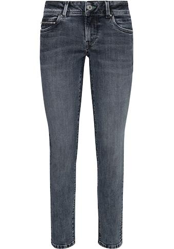 Pepe Jeans Slim-fit-Jeans »NEW BROOKE«, mit 1-Knopf Bund und Reissverschlusstasche kaufen