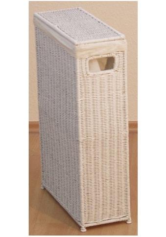 Wäschekorb, für schmale Nischen geeignet, nur 16 cm breit kaufen