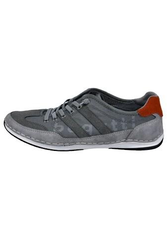 bugatti Slip-On Sneaker »Kovak«, im Materialmix kaufen