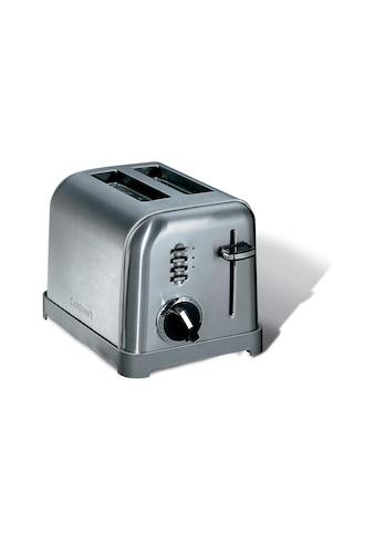 Toaster Silberfarben American Style, Cuisinart kaufen