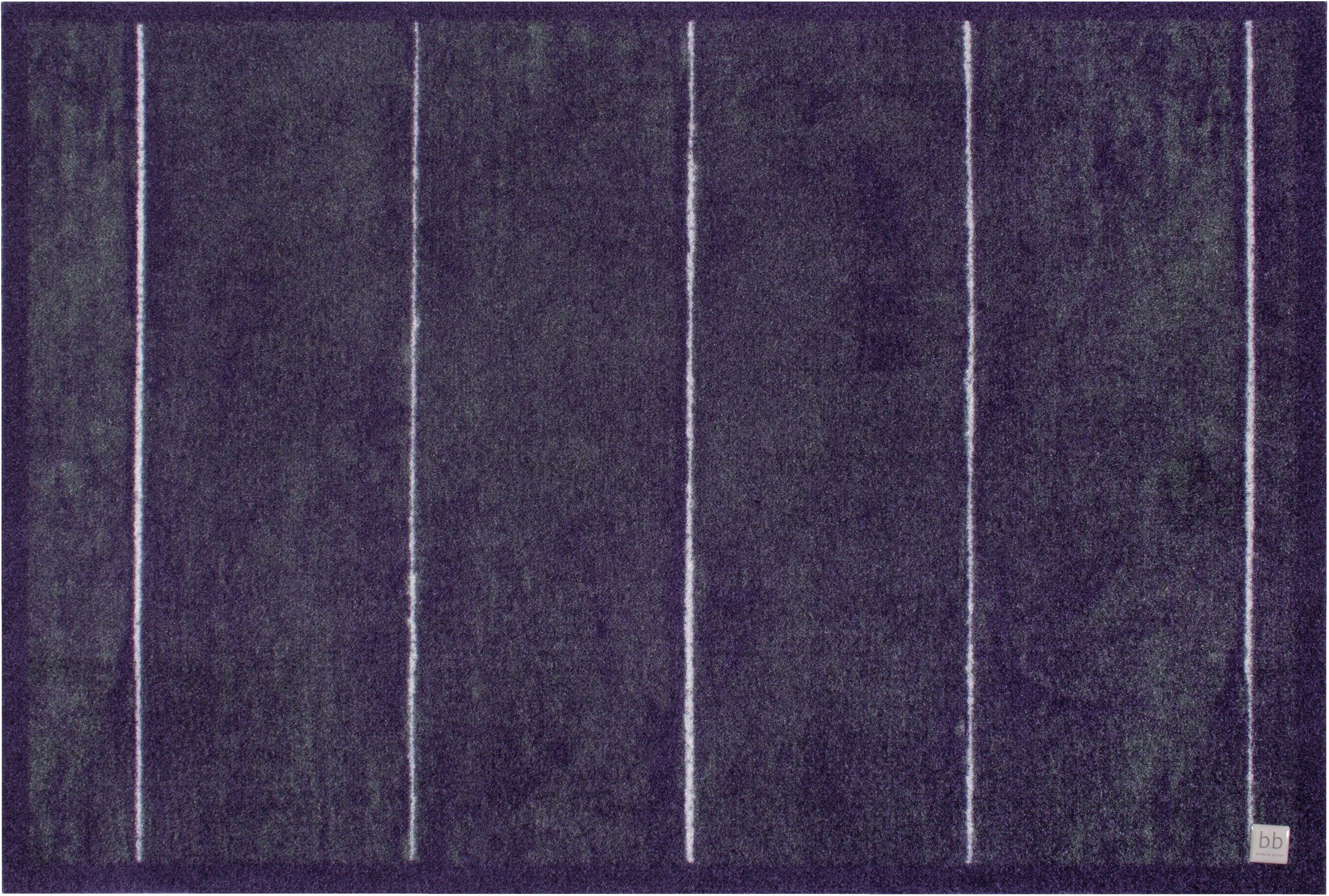 Image of Barbara Becker Fussmatte »Beachwood«, rechteckig, 10 mm Höhe, Schmutzfangmatte, In- und Outdoor geeignet, waschbar