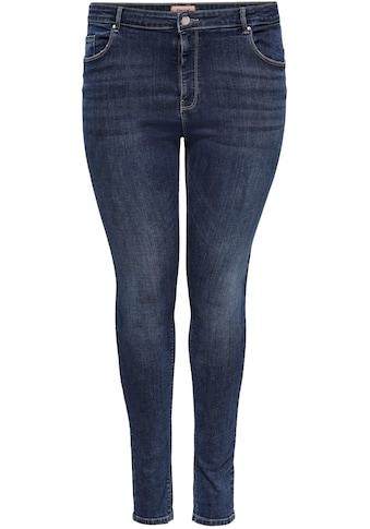 ONLY CARMAKOMA Skinny-fit-Jeans »Laola«, High Waist kaufen