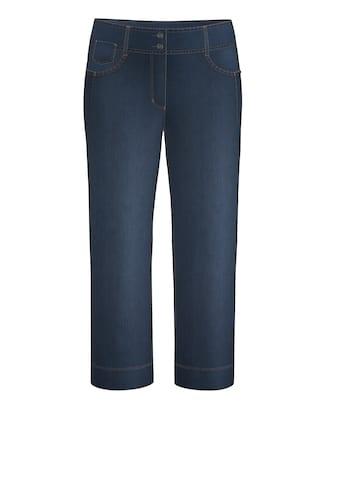 bianca Weite Jeans »MELBOURNE«, in cooler Denim-Optik mit bequemem Bund kaufen