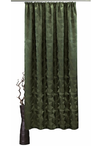 Vorhang nach Mass, »Melissa«, VHG, Kräuselband 1 Stück kaufen