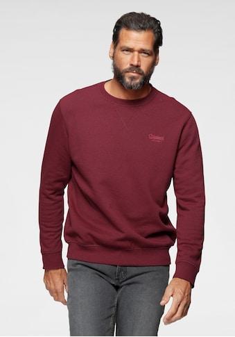 Man's World Sweatshirt, aus Baumwollmischung kaufen