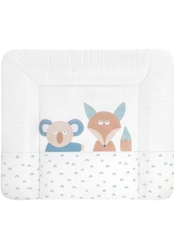 "Zöllner Wickelauflage ""Fox & Koala"", (1 - tlg.) kaufen"