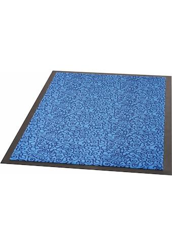 Fussmatte, »Smart«, Zala Living, rechteckig, Höhe 7 mm, maschinell gewebt kaufen