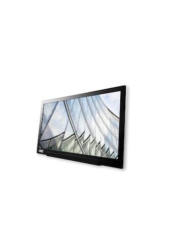 "AOC LCD-Monitor »I1601FWUX«, 36,9 cm/15,6 "", 1920 x 1080 px kaufen"