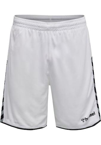 hummel Shorts »HML AUTHENTIC POLY SHORTS« kaufen
