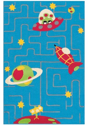 Kinderteppich, »Lol Kids 4420«, Arte Espina, rechteckig, Höhe 11 mm, maschinell gewebt kaufen
