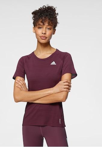 adidas Performance Laufshirt »ADIDAS RUNNER TEE WOMEN« kaufen