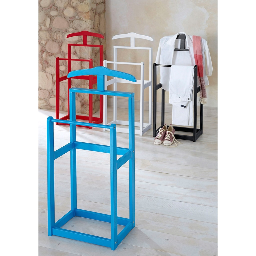 Home affaire Herrendiener »Trend«, für das vorübergehende Aufhängen von Kleidung, Höhe 107 cm