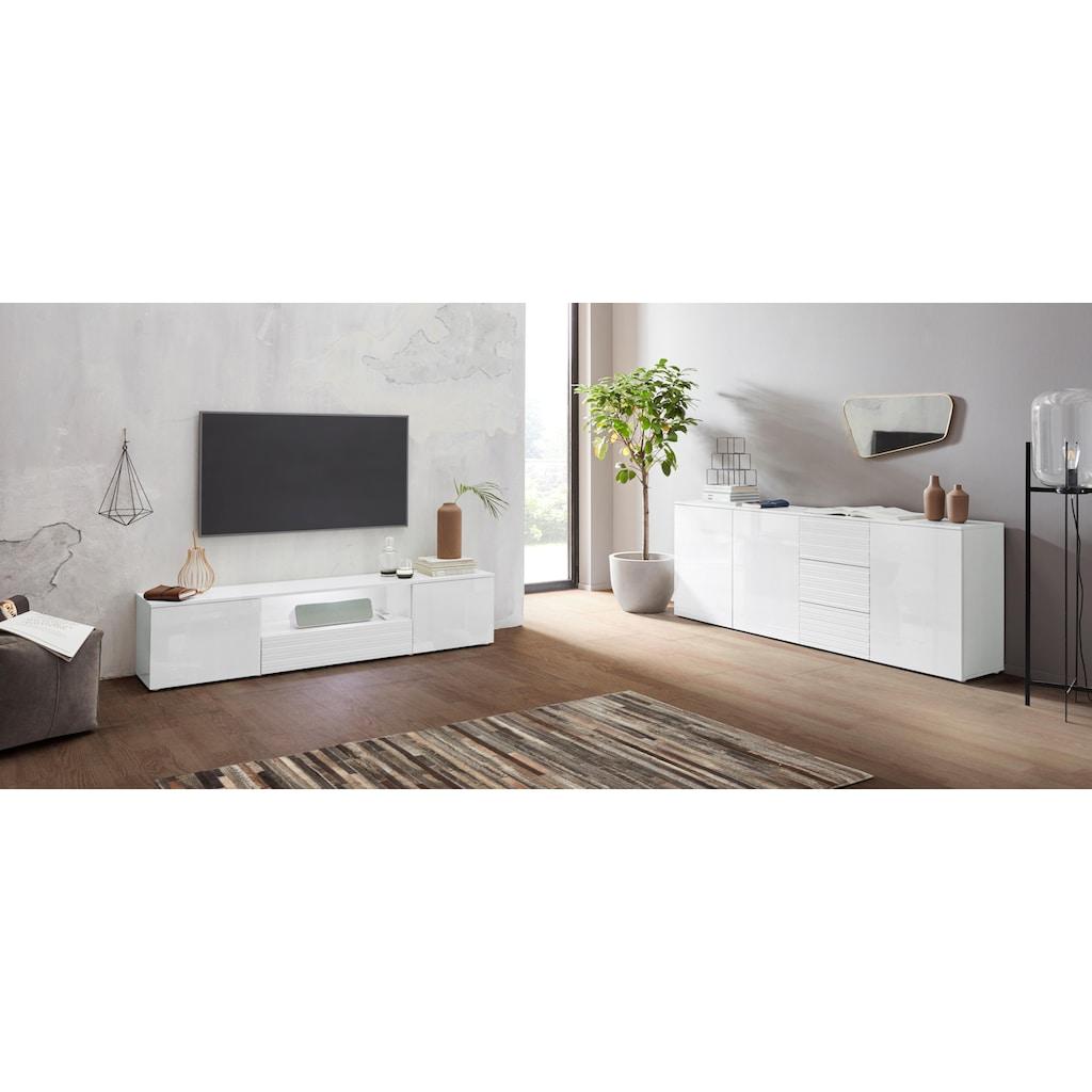 borchardt Möbel Lowboard »Savannah«, Breite 166 cm