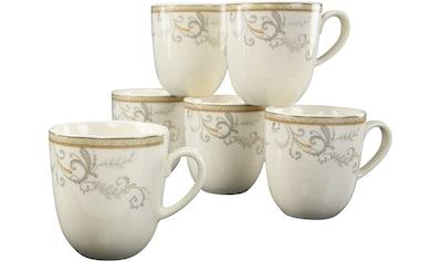 "CreaTable Tasse ""Villa Medici"" (6 - tlg.) kaufen"