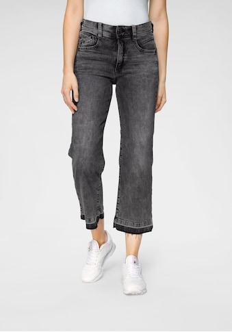 Herrlicher 7/8-Jeans »GILA SAILOR CROPPED«, mit Cut-Off Säumen kaufen